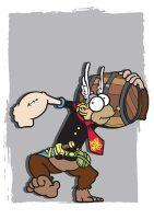 KID30 – Barrel Of Fun