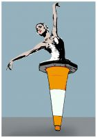 Marquise De Rabbit – Cone Dancer