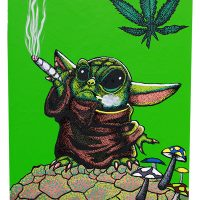 Zartforms – Toking Yoda
